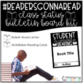 #READERSGONNAREAD - An Interactive Reading Bulletin Board