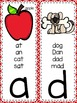 {RED AND WHITE} Journeys 1st Grade Phonics Cards