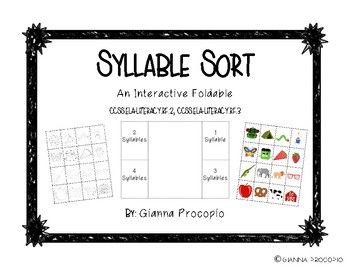 {CCSS.ELA-Literacy.RF.2}{CCSS.ELA-Literacy.RF.3} Interactive Syllable Sort