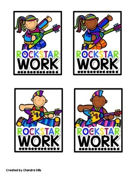 {ROCKSTAR} Work Incentives!