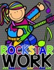 {ROCKSTAR} Work Incentives!