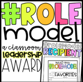 #ROLEMODEL Bulletin Board Set
