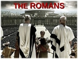 . ROMAN EMPIRE (part 2: The Empire) visual, textual, engaging