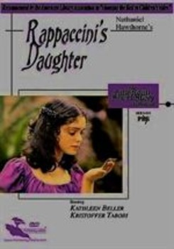 """""""Rappaccini's Daughter"""" Nathaniel Hawthorne ~ Critical Analysis Questions"""