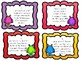 **Ratios and Rates Word Problem Task Cards w/ Recording Sheet & Answer Key**