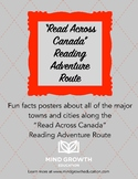 """Read Across Canada"" Reading Adventure Route"
