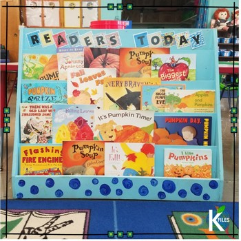 """""""Readers Today, Leaders Tomorrow"""" Classroom Decor Letters FREEBIE"""