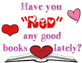 """""""Red"""" any good books? - Valentine's Day"""