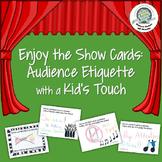 Audience Etiquette Activity