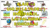 Clase #4. La Acentuacián en español. Las Palabras Esdrújulas.