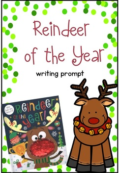 'Reindeer of the Year' writing prompt