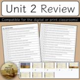 [Remote Friendly] APES Unit 2 Exam Review Modified True Fa