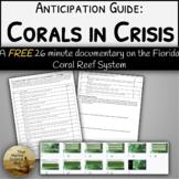 [Remote friendly] Video Anticipation Guide: Corals in Cris