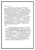 ~Report comment- English semester 1 and 2 Grade 2/3 'A' student