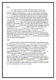 ~Report comments Grade 2  'C' Student Math