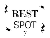 """""""Rest Spot"""" Sign for Music Classroom"""