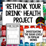 'Rethink Your Drink' Health Project