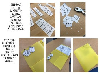 ***Updated*** Multiplication Flash Cards 0-15