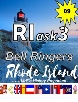 """Rhode Island Ask 3"" Bell-Ringers #09"