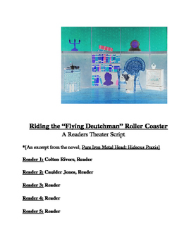 """""""Riding the 'Mad Dog' Roller Coaster"""" A Readers Theater Script"""