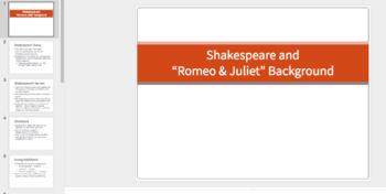 """Romeo & Juliet"" Assorted Activities & Assessments"