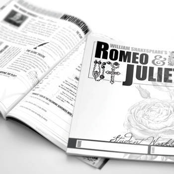 Romeo and Juliet by Shakespeare {Student Workbooks}