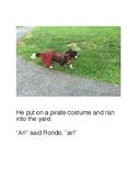 """""""Rondo the Pirate"""""""