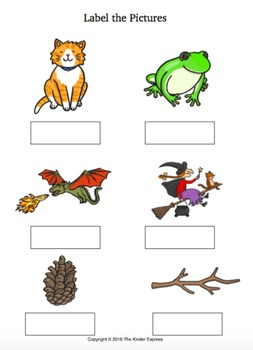 'Room on the Broom' Activity Sheets and Resources for Lite