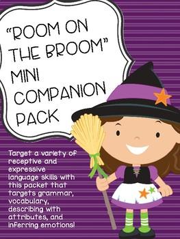 """""""Room on the Broom"""" Mini Companion Pack"""