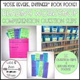 """Rosie Revere, Engineer"" Book Pocket & Comprehension Discussion Questions"