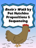 """Rosie's Walk"" Prepositions and Sequencing"