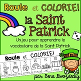 {Roule et Colorie: La Saint Patrick!} A French vocabulary game