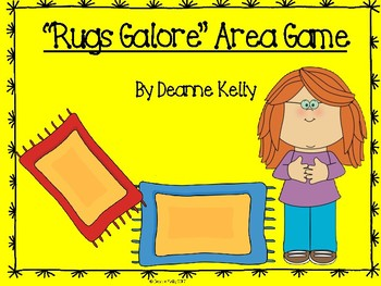 """Rugs Galore"" Area Game"
