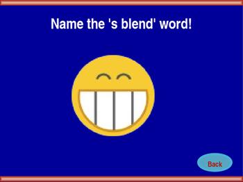 S Blend Jeopardy!