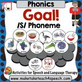 /S/ Phoneme - Goal!