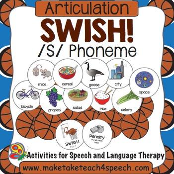 /S/ Phoneme - Swish!
