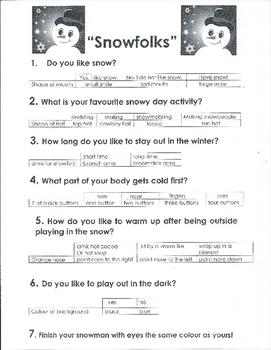 (S) SnowFolks