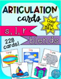 Articulation Cards for s, l, r blends