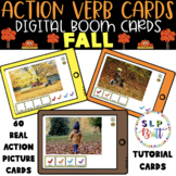 FALL ACTION PICTURES, DIGITAL BOOM CARDS, EXPANDING UTTERANCES