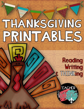 Holiday & Seasonal BUNDLE - 445 pgs * Thanksgiving * Christmas & MORE!