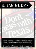 {SAMPLE} TEXAS TAB BOOKS