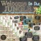 Jungle Theme Classroom Decor Bundle - Editable
