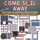 Nautical Classroom Decor Bundle - EDITABLE