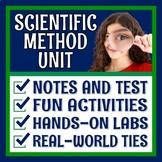 NGSS Scientific Method Worksheet and Scientific Method Act
