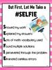 #SELFIE Math Poster