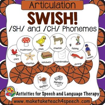 /SH/ and /CH/ Phonemes - Swish!