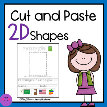 Cut and Paste 2D Shapes