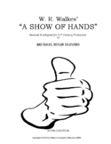 """SHOW OF HANDS"", A Romantic Comedy in one-act - for produc"