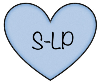 {SLP Hearts} Clip Art Set FREEBIE!