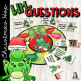 #SLPChristmasHop Christmas WH- Questions